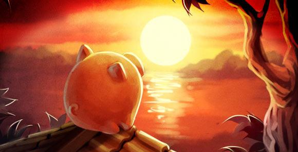 Pick a Piggy. История о снах свинюшки