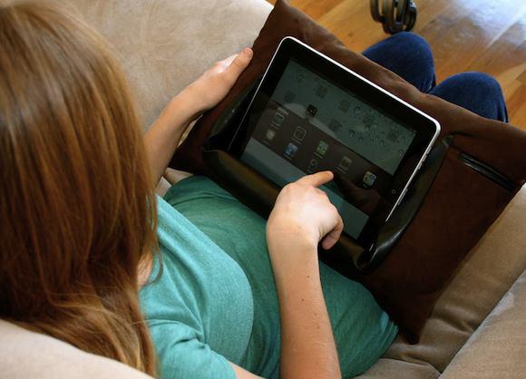 ePillow: уютная подушка для iPad