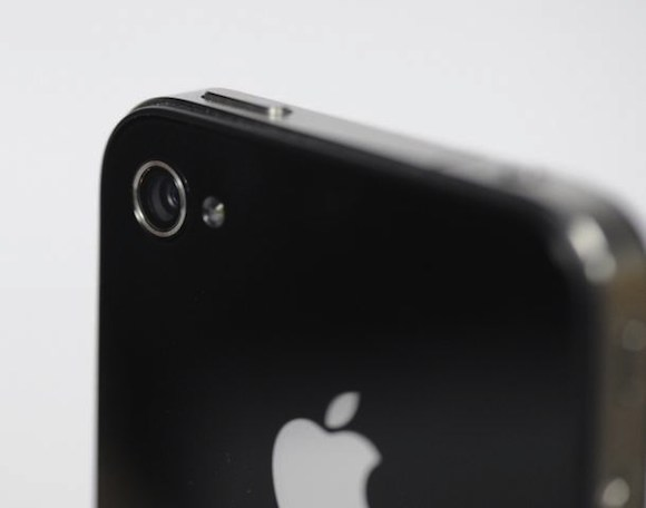 8-мегапиксельная камера от Omnivision для следующего поколения iPhone
