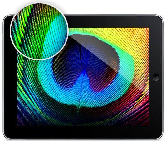 Известны поставщики дисплеев для iPad 3