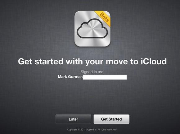 Apple открыла миграцию c MobileMe на iCloud