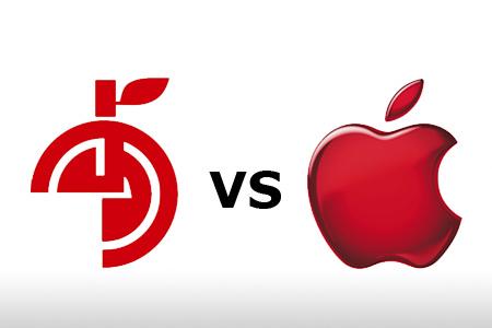 Apple обвиняет китайскую продуктовую компанию в копировании логотипа