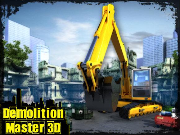 Demolition Master 3D (конкурс закончился)