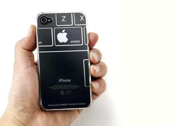 iTattoo Snap Case: прозрачные чехлы для iPhone 4 с изюминкой