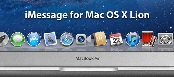OS X Lion не останется без iMessage