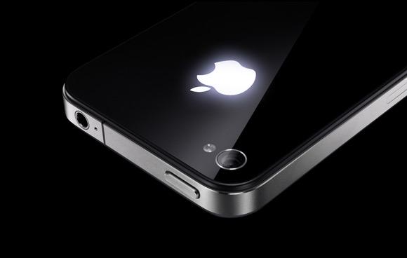 айфон эмблема - фото 7