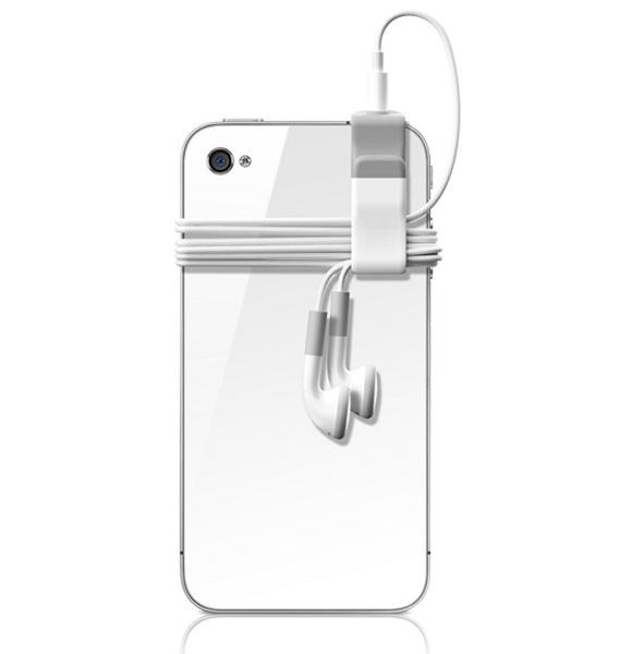 Sinch – удобный органайзер для наушников