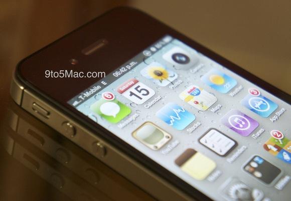 Разлоченные iPhone 4S в США