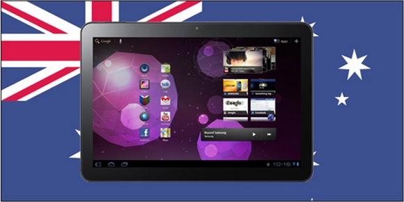 Galaxy Tab 10.1 выбывает с рынка Австралии
