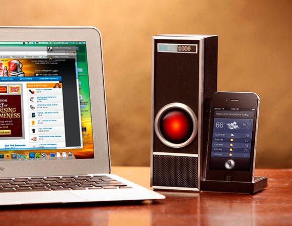 Первый аксессуар для Siri — Iris 9000