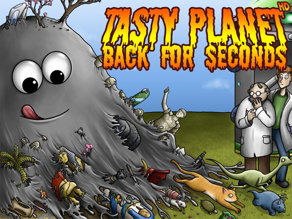 Tasty Planet Back for Seconds: сожрать всё!