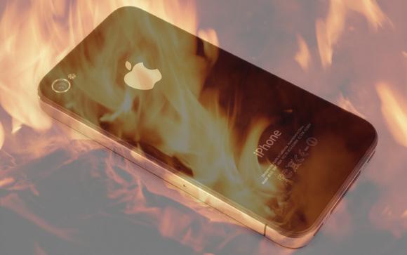 Школьница из США стала жертвой загоревшегося в кармане iPhone