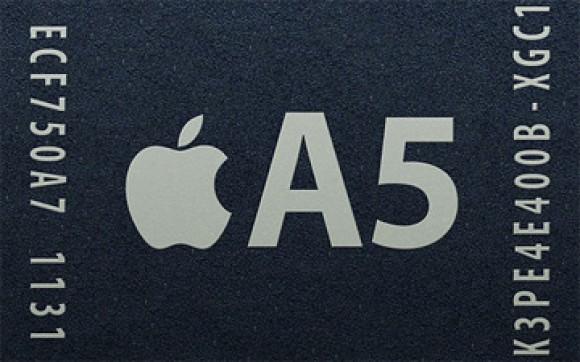 Процессоры А5 теперь производят в Техасе