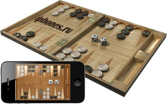 Masters of Backgammon. История о нардах