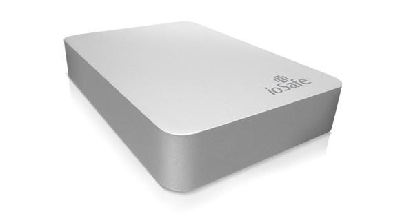 Накопитель ioSafe Rugged Portable – попробуй разбей