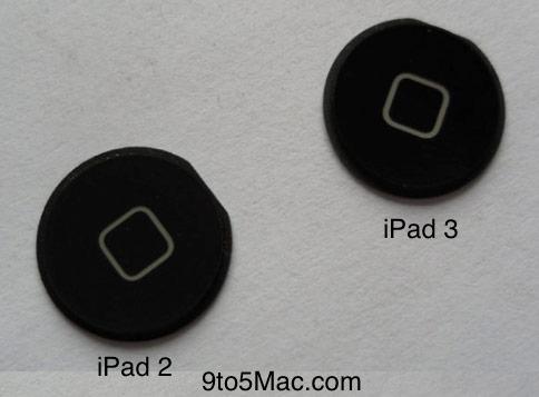 Кнопки Home для нового iPad путешествуют по Китаю
