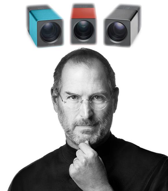 Lytro-камера: о планах Стива Джобса по изобретению фотографии снова и технологии съемки светового поля