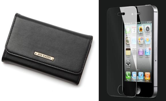 Новинки от SGP: стеклянный скринпротектор и кошелек для iPhone
