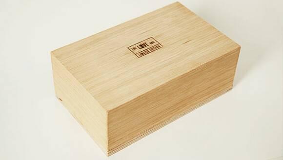 Love Box – таинственный деревянный ящик