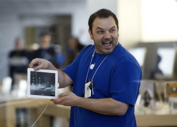Сотрудникам Apple отныне предоставляются солидные скидки