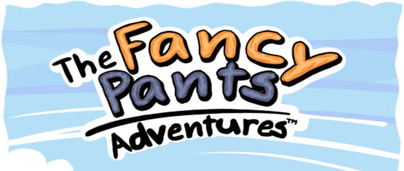 Fancy Pants Adventures. Большая маленькая история
