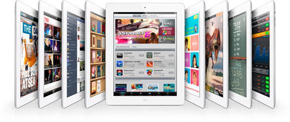 Первый рекламный ролик третьего iPad - фото 1 | Сервисный центр Total Apple