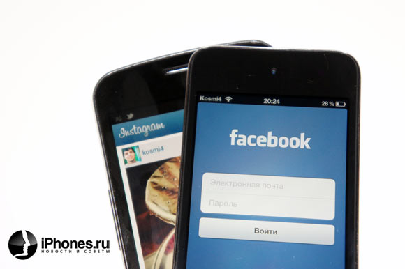Facebook купил Instagram