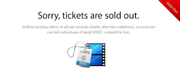 Apple против спекуляции с билетами на WWDC