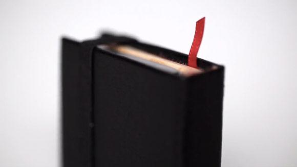 Молескин для iPod nano