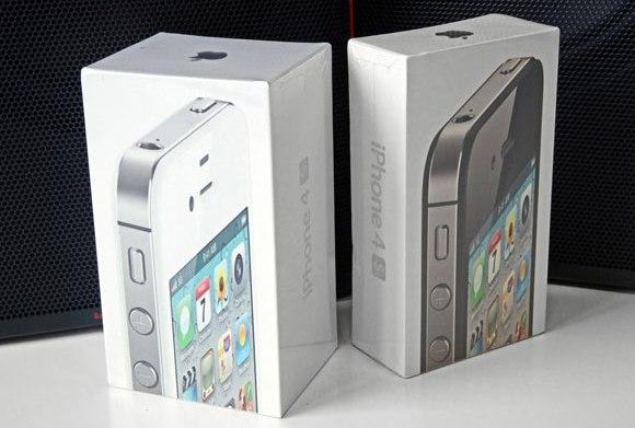 AT&T и Sprint лидеры продаж iPhone