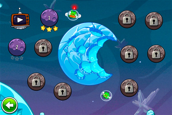 Angry Birds Space v1.1.0
