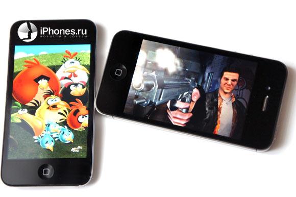 ТОП 10 платных игр (9-16.04.2012)