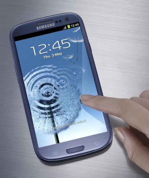 Samsung Galaxy S III: «железо» — ничто, софт — все