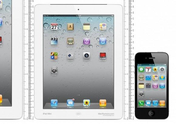 Дисплеи для iPad mini тоже заказаны