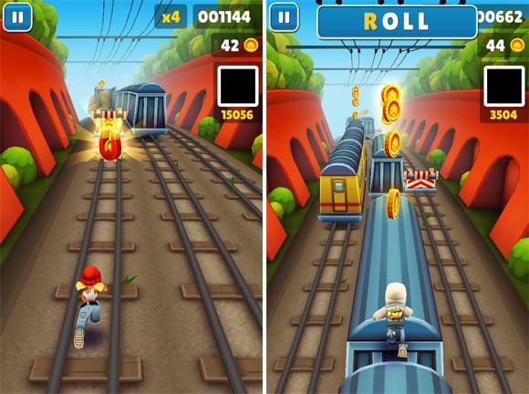 Subway Surfers (Сабвей Серф): скачать игру на планшет бесплатно
