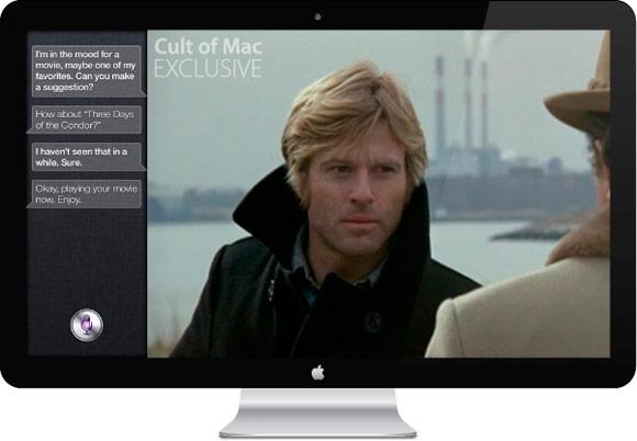 Вот как выглядит телевизор от Apple