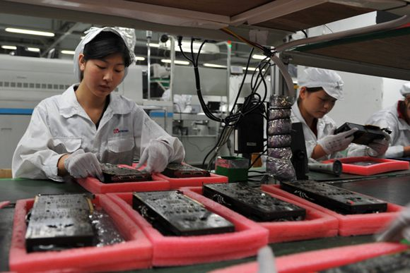 Foxconn инвестирует в производство Apple
