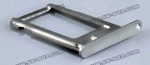 SIM-холдер от iPhone 5: никакого жидкого металла