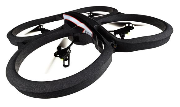 Обзор квадрокоптера Parrot AR.Drone 2.0: полет без компромиссов