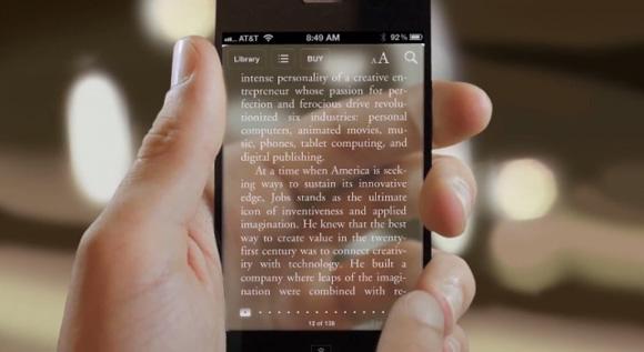 Прозрачный iPhone 5