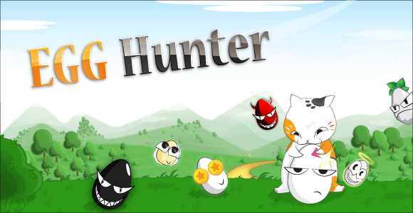 Egg Hunter. История одного кота