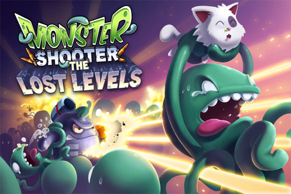 Monster Shooter: The Lost Levels. Спасите киску