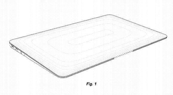 Патент на MacBook Air добавит проблем производителям ультрабуков
