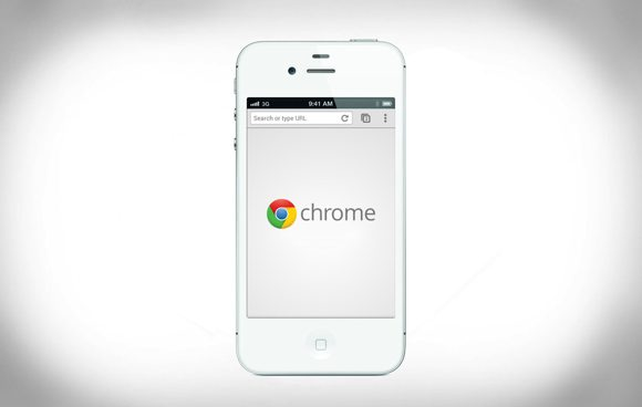 Google Chrome уже пришёл на iPhone и iPad (+ Google Drive)