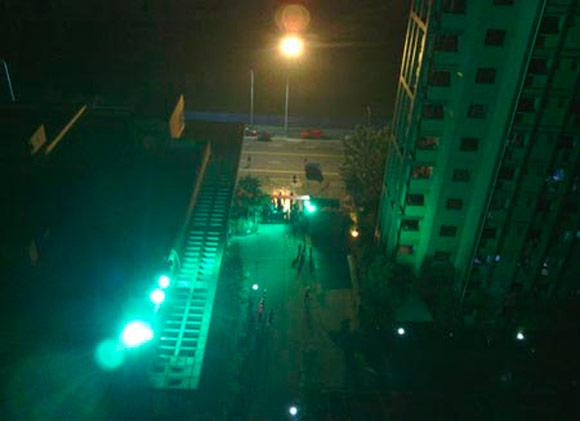 Полиция разогнала ночной митинг сотрудников Foxconn