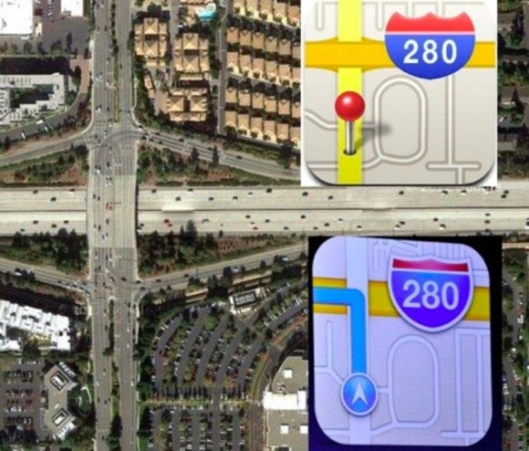 Google не оставит iOS без своих карт