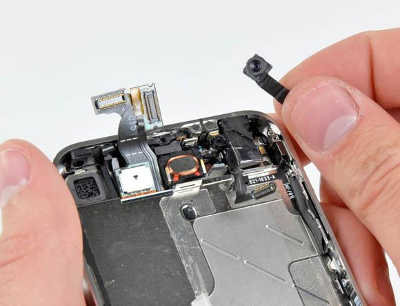 Фронтальная HD-камера в новом iPhone