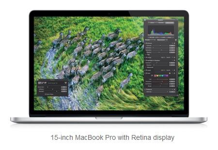 Ошеломляющий спрос на MacBook с Retina