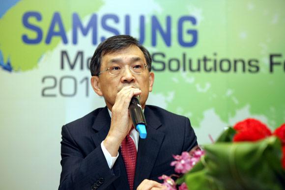 В Samsung — новый CEO