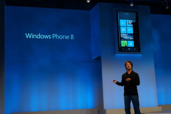 Microsoft представила Windows Phone 8